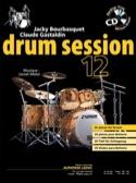 Drum session 12 Bourbasquet Jacky / Gastaldin Claude laflutedepan.com