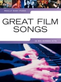 Really easy piano - Great film songs Partition laflutedepan.com