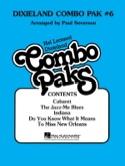 Dixieland Combo Pak # 6 Partition ENSEMBLES - laflutedepan.com
