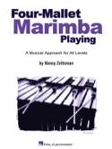 Four-Mallet Marimba Playing Nancy Zeltsman Partition laflutedepan.com