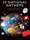 50 National Anthems Partition Musiques du monde - laflutedepan.com