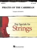 Pirates des Caraïbes 1 - La Malédiction du Black Pearl - Pop Specials For String - laflutedepan.com