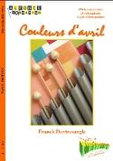 Couleurs D' Avril Franck Dentresangle Partition laflutedepan.com
