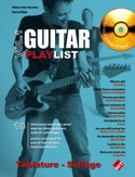Guitar Playlist Volume 1 - Partition - Guitare - laflutedepan.com