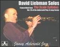 Transcribed From The Scale Syllabus - David Liebman - laflutedepan.com
