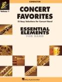 Concert favorites volume 1 Partition ENSEMBLES - laflutedepan.com