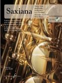 Saxiana - 6 Pièces caractéristiques Partition laflutedepan.com