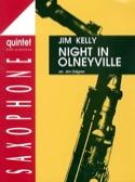 A Night In Onleyville Jim Kelly Partition Saxophone - laflutedepan.com