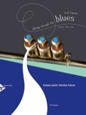 Playing Through The Blues Fred Lipsius Partition laflutedepan.com