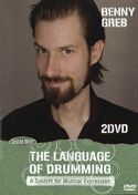 DVD - The Language Of Drumming Benny Greb Partition laflutedepan.com
