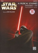 Star Wars instrumental solos - A musical journey, episodes I-VI - laflutedepan.com