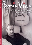 83 Chansons et poèmes Boris Vian Partition laflutedepan.com