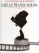 Easy Piano Edition - Great Piano Solos - The Film Book laflutedepan.com