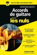 Accords de Guitare pour les Nuls Partition laflutedepan.com