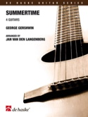 Summertime George Gershwin Partition Guitare - laflutedepan.com