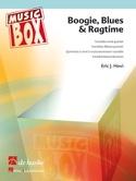 Boogie, blues & ragtime - music box - Eric J. Hovi - laflutedepan.com