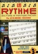 Le rythme volume 1: Les mesures simples/Rom - laflutedepan.com