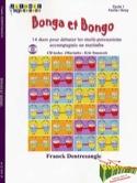 Bonga et bongo Franck Dentresangle Partition laflutedepan.com
