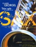 Talon agile Claude Georgel Partition Saxophone - laflutedepan.com