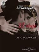 El viaje - Astor Piazzolla - Partition - Saxophone - laflutedepan.com