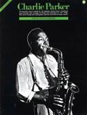 Jazz Masters Series Charlie Parker Partition laflutedepan.com