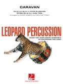 Caravan - Leopard Percussion laflutedepan.com