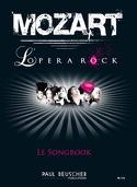 Mozart - L'opéra rock Partition laflutedepan.com