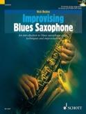 Improvising Blues Saxophone Nick Beston Partition laflutedepan.com