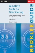 Complete Guide To Film Scoring Richard Davis Livre laflutedepan.com