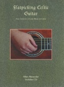Flatpicking Celtic Guitar Allan Alexander Partition laflutedepan.com