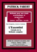 Méthode - Volume L' Essentiel Patrick Fabert laflutedepan.com
