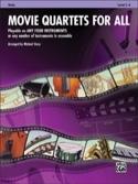 Movie quartets for all Partition Alto - laflutedepan.com