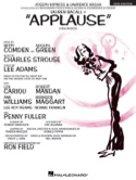 Applause - Vocal Selections Charles Strouse Partition laflutedepan.com