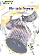 Batterie forever - 8 Pièces Yves Carlin Partition laflutedepan.com