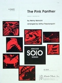 The Pink Panther - Henry Mancini - Partition - laflutedepan.com