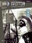 Ultimate Drum play-along volume 1 Zeppelin Led laflutedepan.com