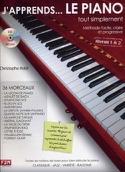 J' Apprends... le piano tout simplement - laflutedepan.com