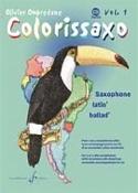 Colorissaxo - Volume 1 Olivier Ombredane Partition laflutedepan.com