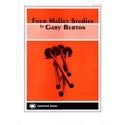 Four Mallet Studies Gary Burton Partition Xylophone - laflutedepan.com