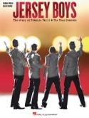Jersey Boys - Vocal Selections Boys Jersey Partition laflutedepan.com