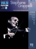 Violin play-along volume 15 Stephane Grappelli laflutedepan.com