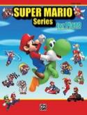 Super Mario Series for Piano Musique de Jeux Vidéo laflutedepan.com