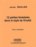 12 Petites fantaisies dans le style de Vivaldi laflutedepan.com