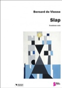 Slap Vienne Bernard de Partition Trombone - laflutedepan.com