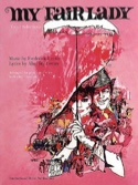 My Fair Lady - Vocal Selections - Frederick Loewe - laflutedepan.com
