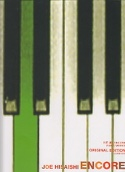 Encore - Original Edition Joe Hisaishi Partition laflutedepan.com