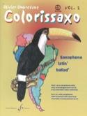 Colorissaxo - Volume 2 Olivier Ombredane Partition laflutedepan.com