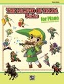The legend of Zelda series for piano Intermediate / advanced edition laflutedepan.com