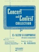 Concert and Contest Collection Voxman Partition laflutedepan.com