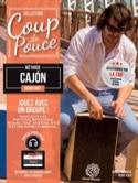 Méthode Cajon Débutant COUP DE POUCE Partition laflutedepan.com